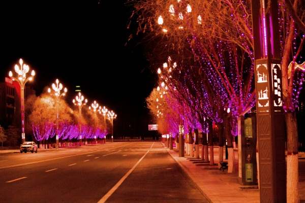 夜间照明设计带动了夜间经济发展