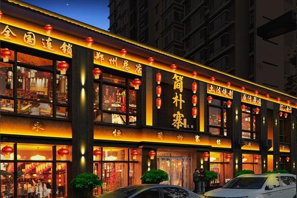 城市亮化工程中常用到的建筑亮化手法