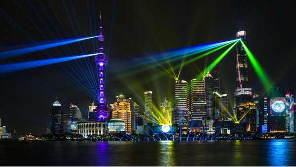 城市灯光亮化工程应与城市规划紧密结合