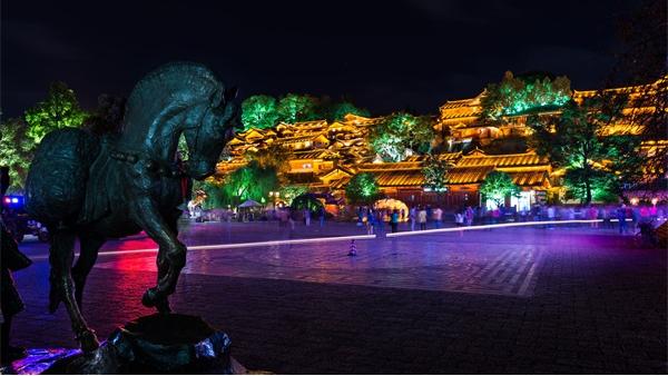 自然景区夜游亮化需要注意哪些问题?