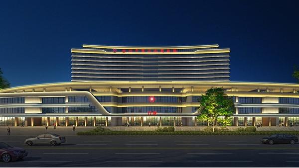 林州市第二人民医院亮化工程