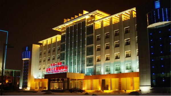 酒店亮化设计要注重哪些要点?