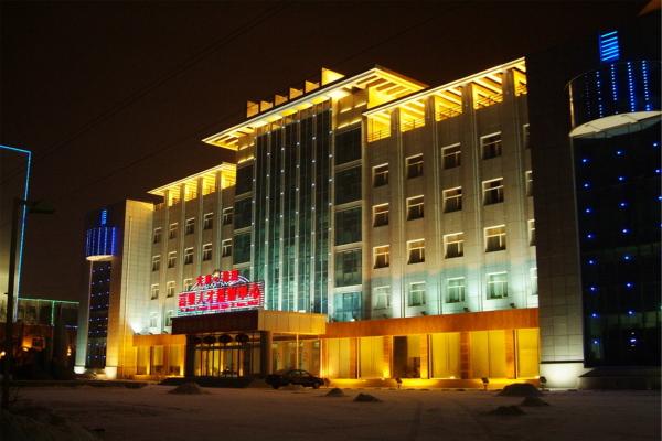 酒店亮化设计