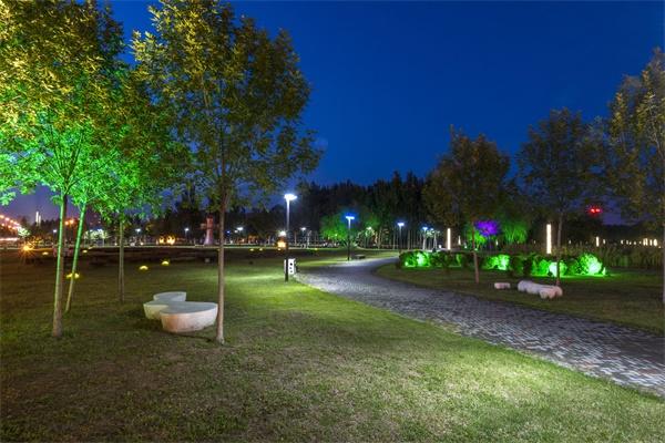 公园景观夜景照明应注重哪些标准?