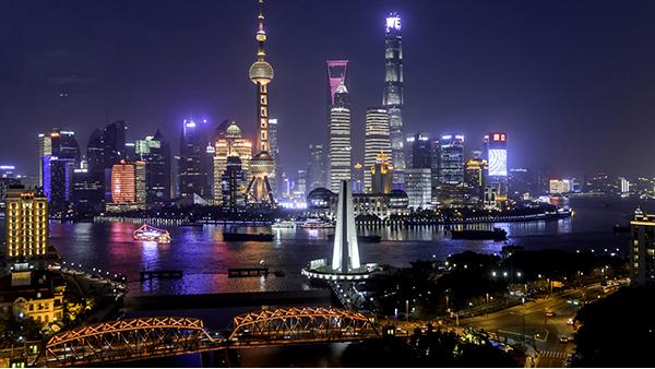 城市智能照明为人们提供便捷的生活