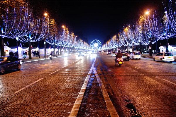 景区商业街夜景亮化要注重哪些原则?
