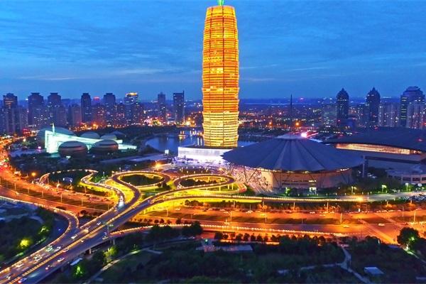 城市照明亮化设计