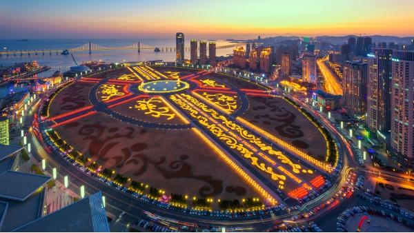 广场夜景亮化工程带来的作用和价值