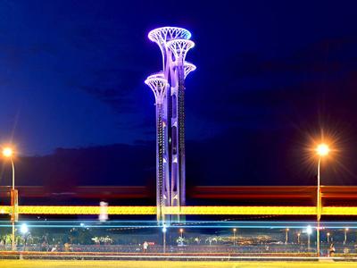 铁塔亮化施工-反应城市经济发展名片