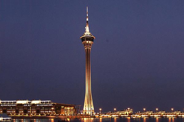 led铁塔亮化-彰显城市文化内涵