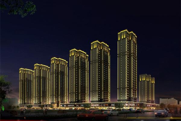 亮化照明工程促进城市各行业经济发展