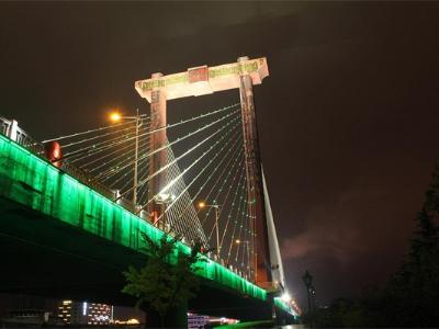 桥梁夜景亮化工程