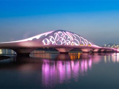 桥梁亮化设计