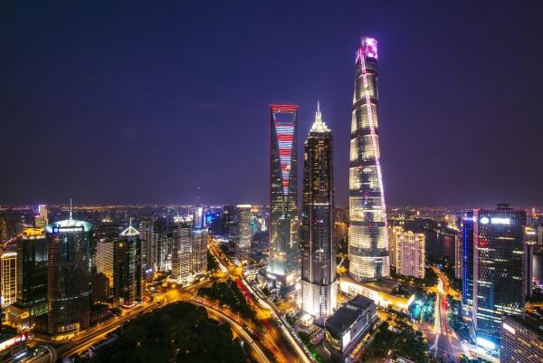 大楼夜景亮化工程