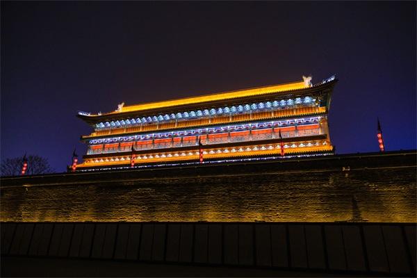 建筑夜景照明工程