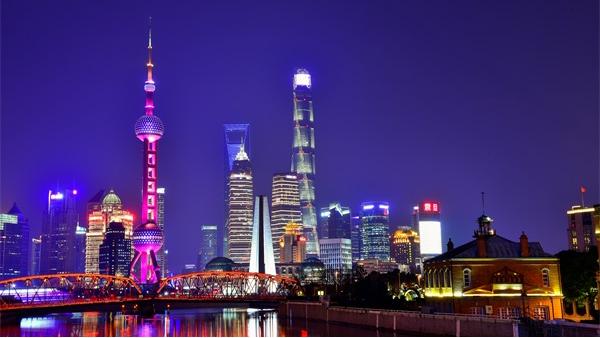 城市景观亮化工程展现城市人文情怀