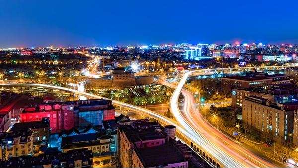 城市夜景照明,让城市文化更具有韵味