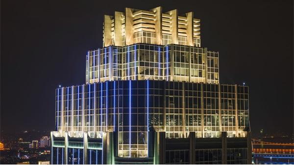 超高层建筑亮化如何进行合理的设计?