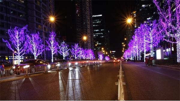 led亮化工程中应该如何正确使用LED灯?