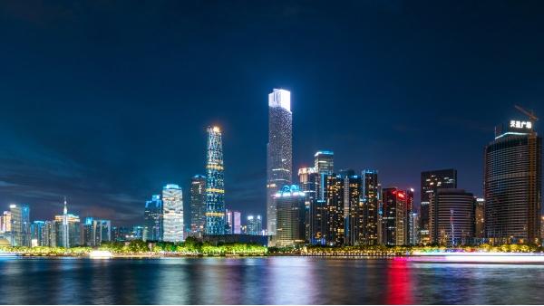 城市灯光照明再度提升城市经济价值
