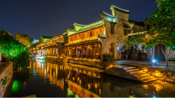 文旅景区夜景亮化要更加趋向生活化