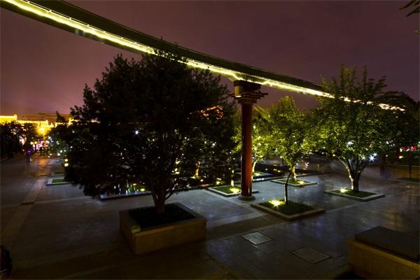 城市景观亮化工程