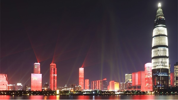 城市灯光秀为什么那么受欢迎?