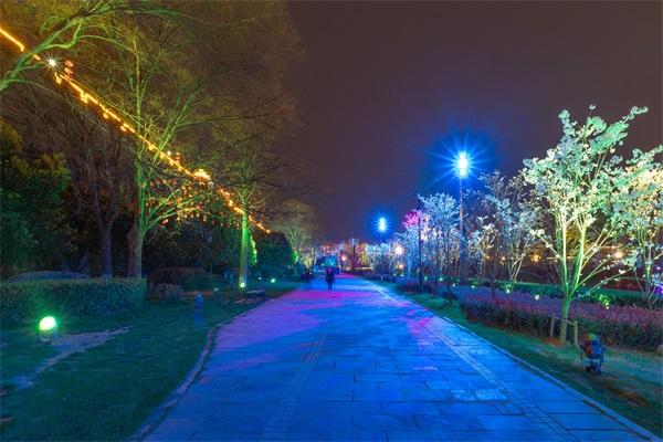 公园照明设计