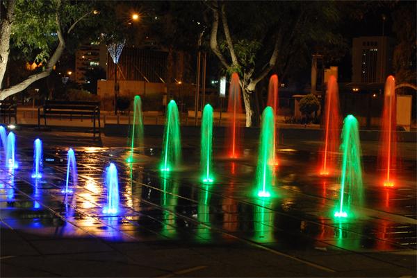 公园景观照明设计