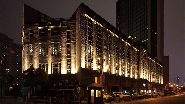 城市灯光亮化让城市更具幸福感
