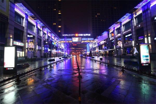 商业广场亮化工程公司