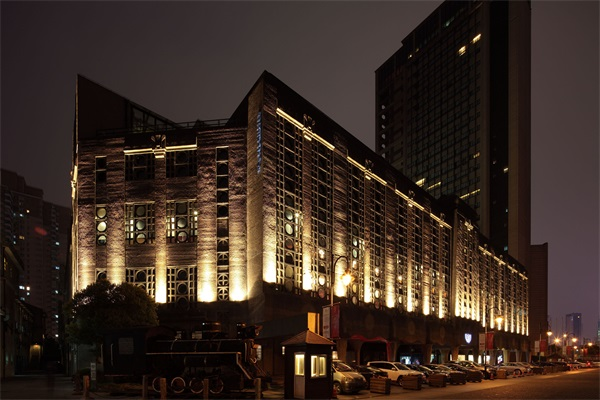 城市建筑照明设计