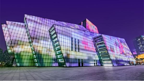 楼体亮化工程的定义及施工技术要求