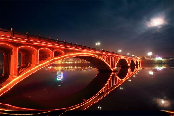 桥梁灯光照明设计应满足这四大特性