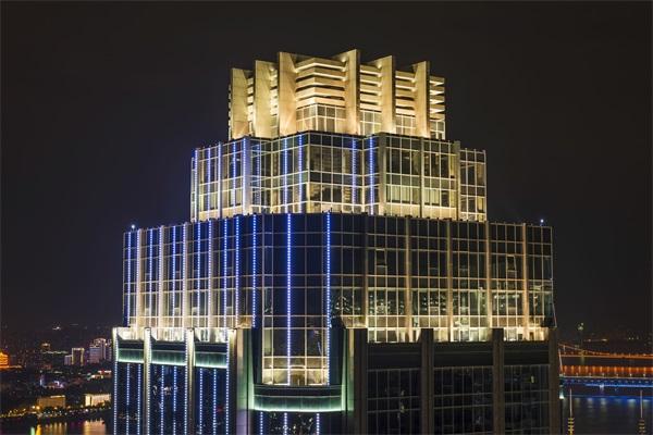 城市建筑外墙亮化