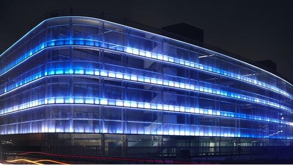 led楼体亮化要具备下面四个特点