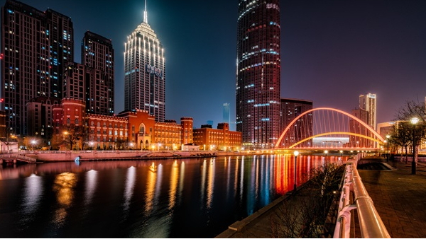 城市led景观亮化这些设计手段要明白