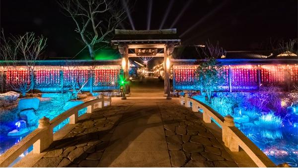 文旅夜游灯光设计的形式有哪些?