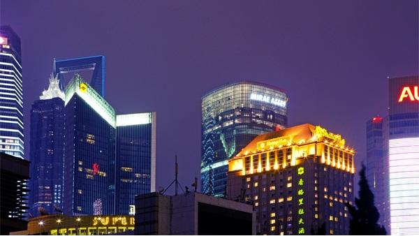 建筑灯光照明的六种表现手法