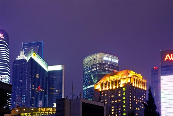 城市灯光亮化照明