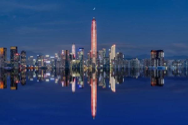 城市夜景灯光亮化工程