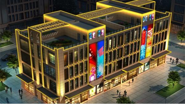 建筑照明工程对城市夜景起到了美化作用
