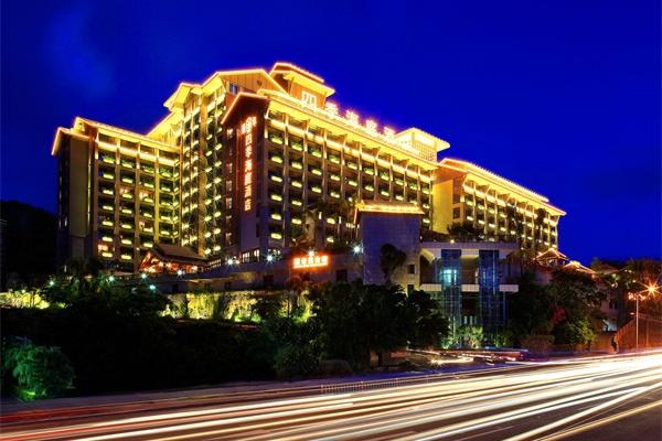 酒店夜景照明设计