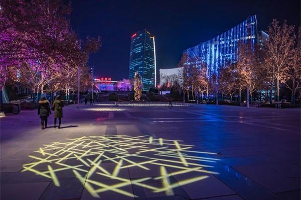 市民广场亮化