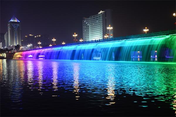 城市户外泛光照明设计需要注意的事项