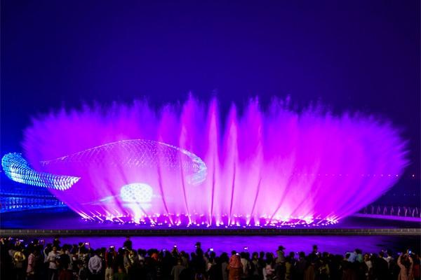 喷泉灯光设计公司