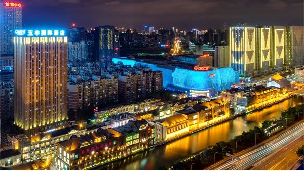 led城市亮化工程与我们的生活密切相关