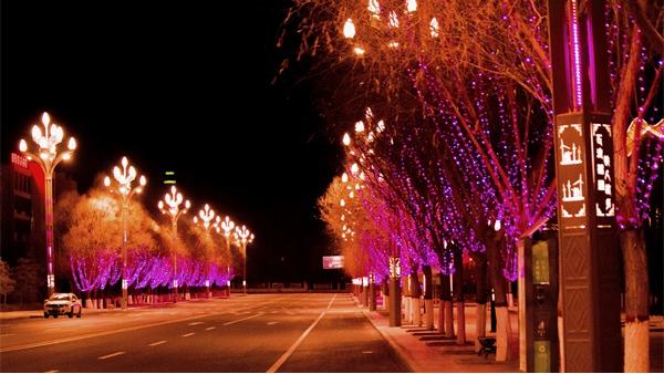 城市道路照明工程包括的类型有哪些?
