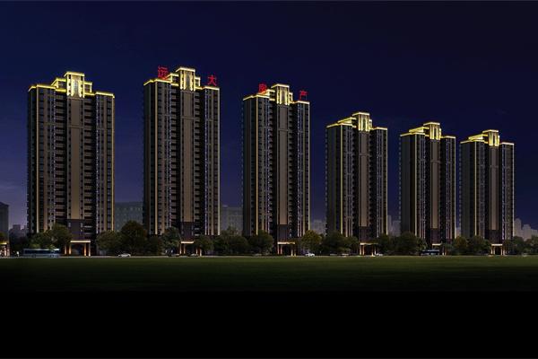 楼体亮化工程中要注意的五大要素