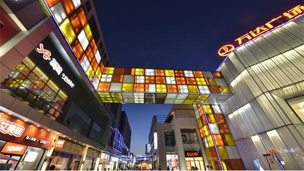 商业综合体工程照明体现建筑使用与欣赏价值